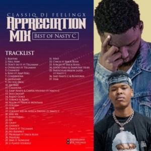 SA Mixtape - Best of Nasty C 2018 Mix